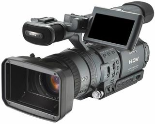 Sony HDR FX1