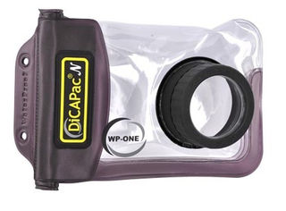 DiCAPac podvodní pouzdro WP-ONE