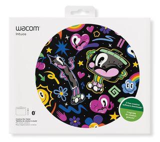 Wacom Intuos S Bluetooth černý - Zánovní!