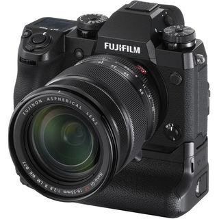Fujifilm X-H1 tělo + XF 16-55mm f/2,8 R LM WR + grip VPB-XH1