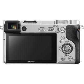 Sony Alpha A6300 tělo stříbrný