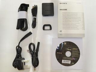Sony NEX-6 tělo černý