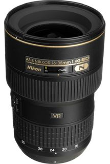 Nikon 16-35 mm f/4,0 AF-S G ED VR