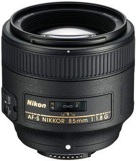 Nikon 85 mm f/1,8 AF-S G