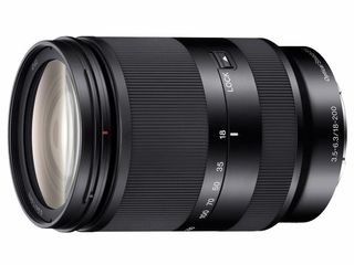 Sony 18-200 mm f/3,5-6,3 OSS LE