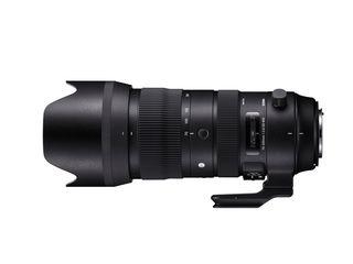 Sigma 70-200 mm f/2,8, DG OS HSM Sports pro Canon EF