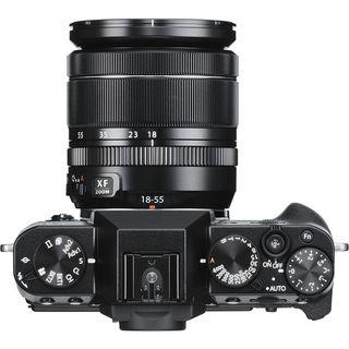 Fujifilm X-T30 + 18-55 mm černý - Základní kit
