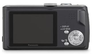 Panasonic DMC-TZ1 černý+ podvodni pouzdro DMW-MCTZ1E