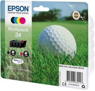 Epson multipack T34664010 34 DURABrite Ultra Ink 4 barvy