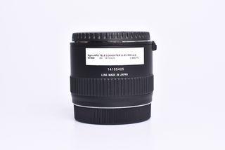Sigma APO TELE CONVERTER 2x EX DG pro Canon bazar