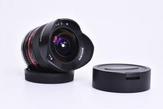 Samyang 8mm f/2,8 UMC rybí oko II pro Canon M bazar