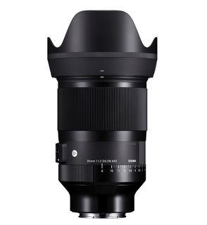 Sigma 35 mm f/1,2 DG DN Art pro Sony FE