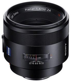 Sony 50mm f/1,4 ZA Planar T