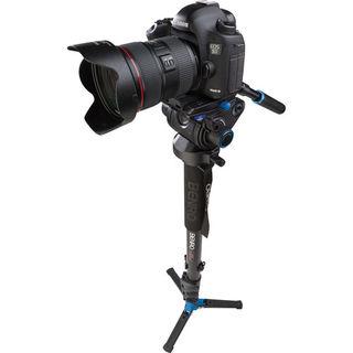 Benro A48FDS6 + videohlava S6