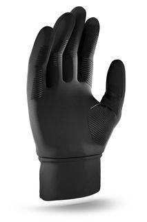 Mujjo dotykové rukavice, velikost L černé