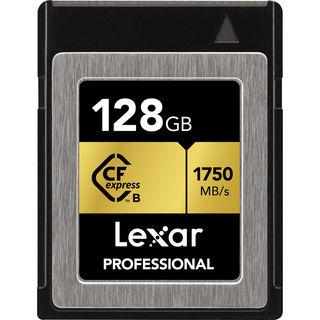 Lexar Pro CFexpress Typ B 128GB