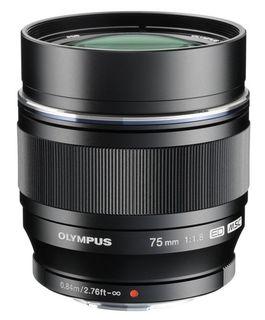 Olympus M.ZUIKO ED 75 mm f/1,8