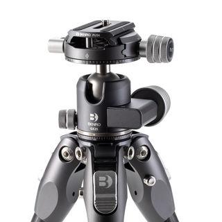 Benro Tortoise 03C + kulová hlava GX25