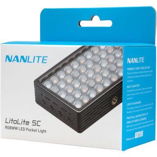 NanLite LitoLite 5C RGBWW