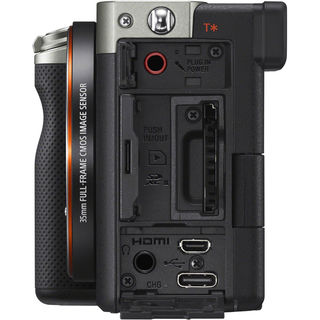 Sony A7C tělo