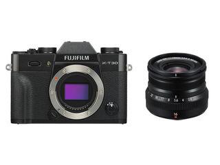 Fujifilm X-T30 + 16 mm/f 2,8 černý