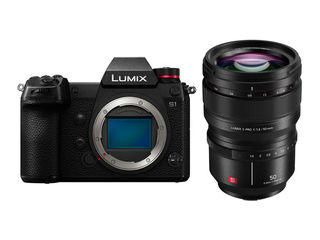 Panasonic Lumix DC-S1 + S PRO 50 mm f/1,4