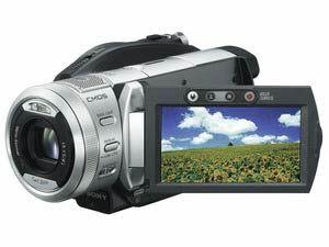 Sony HDR-SR1