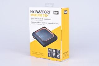 "Western Digital My Passport Wireless SSD 500GB, 2.5""USB 3.0 bazar"