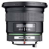 Pentax DA 14 mm F 2,8 ED (IF)