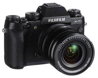 Fujifilm X-T1 + 18-55 mm černý