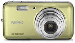 Kodak EasyShare V803 růžový