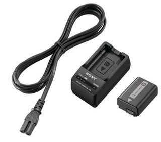 Sony nabíječka BC-TRW + akumulátor NP-FW50