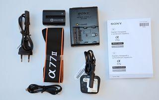 Sony Alpha A77 II tělo