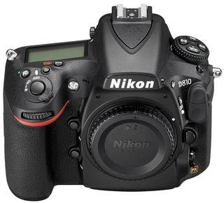 Nikon D810 tělo