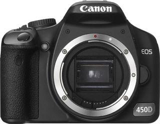 Canon EOS 450D tělo
