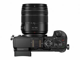 Panasonic Lumix DMC-GX8 černý + 25 mm f1,7!