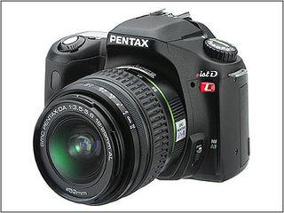 Pentax *ist DL Black