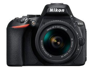 Nikon D5600 tělo černý