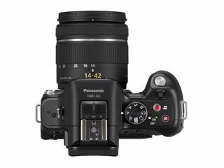Panasonic Lumix DMC-G5 + 14-42 mm