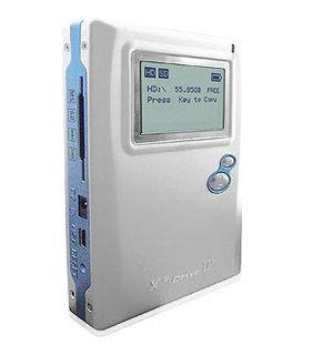 iTec Databanka X´S-Drive II 40GB, USB 2.0   AKCE!!!