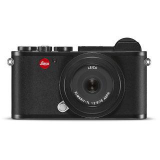 Leica CL + 18 mm f/2.8