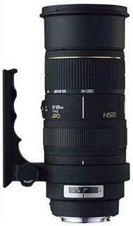 Sigma 50-500 mm F 4,0-6,3 APO EX DG pro Sony + utěrka Sigma zdarma!