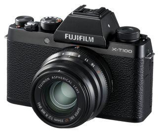 Fujifilm X-T100 tělo
