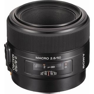 Sony 50 mm f/2,8 Macro