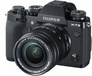 Fujifilm X-T3 + 18-55 mm - Video kit