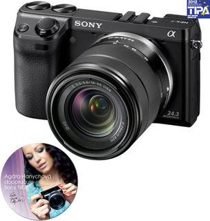 Sony NEX-7 + 18-55 mm černý