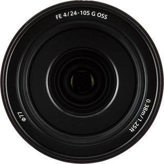 Sony FE 24-105 mm f/4,0 G OSS SEL
