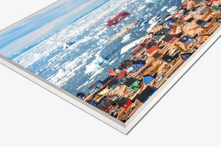 Fotoobraz v rámu 50×70 cm od nadšence