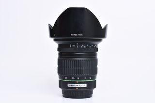 Pentax DA Zoom 12-24mm f/4,0 ED AL (IF) bazar
