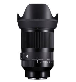 Sigma 35 mm f/1,2 DG DN Art pro L-Mount